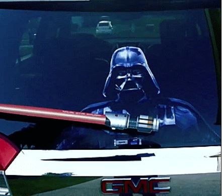 Light Saber Rear Wiper Blade Attachment Novelty Gift Ideas