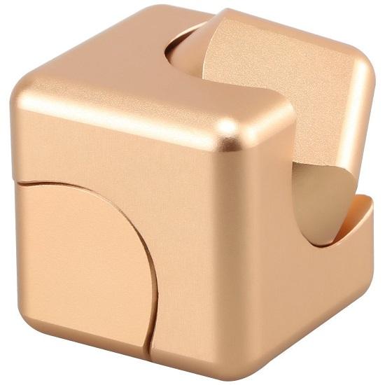 Cube Shaped Fidget Spinner Novelty Gift Ideas
