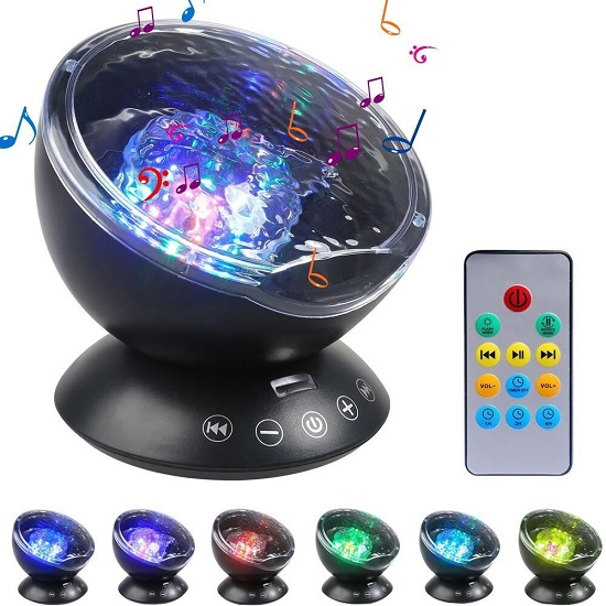 Ocean Wave Projector Novelty Gift Ideas