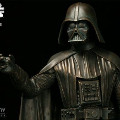 Star Wars Darth Vader Bronze Statue