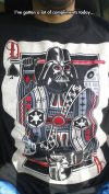 Darth Vader Poker Shirt