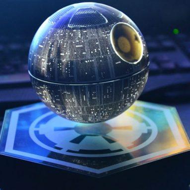 Death Star Floating Speaker
