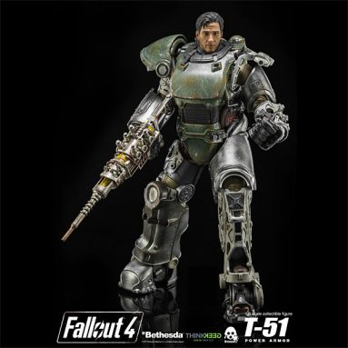 Fallout 4 T-51 Power Armor