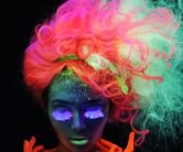 Glow In The Dark Hair Dye