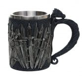 Legends of the Swords Game of Thrones Dragon Tankard