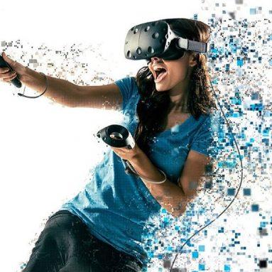 HTC VIVE – Virtual Reality System