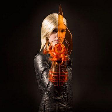 Mass Effect Omni-Blade Weapon