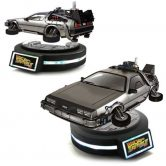 Magnetic Floating DeLorean