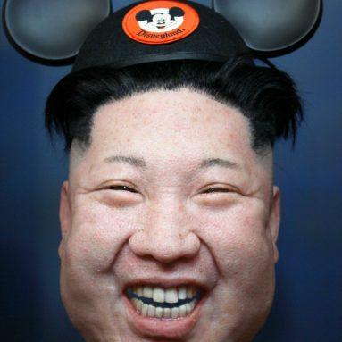 Hyperflesh Kim Jong Un Silicone Mask