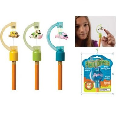 Skydiving Pencil Toppers