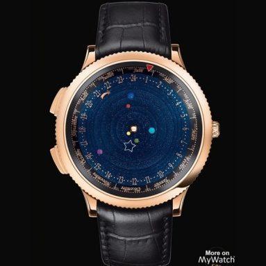 Midnight Planétarium Watch