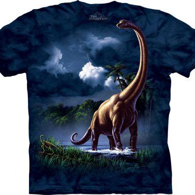 The Mountain Brachiosaurus T-Shirt