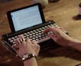 Penna – Retro Bluetooth Keyboard