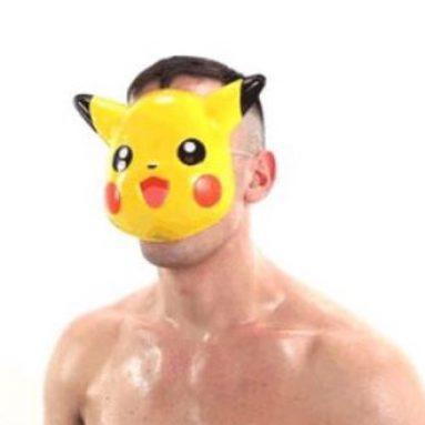 Pokemon Pikachu Mask