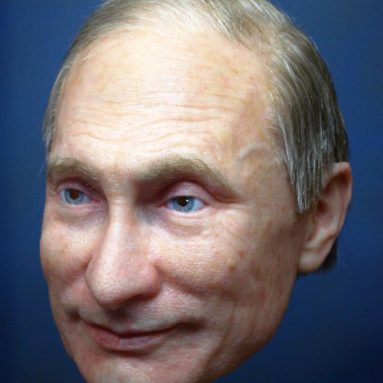 Hyperflesh Vladimir Putin Silicone Mask