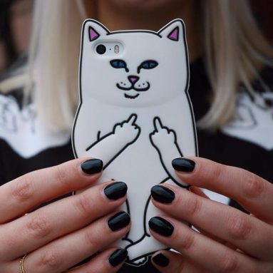 RipnDip Lord Nermal iPhone 5,6 Case