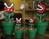 Super Mario Bros. Potted Piranha Plant