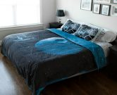 Star Wars Death Star Bedding