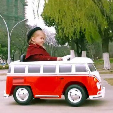Volkswagen Bus Ride